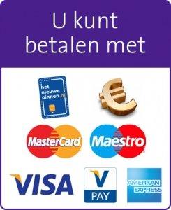 Pin / Creditcard